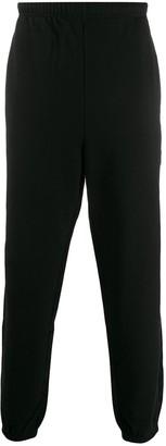 Marcelo Burlon County of Milan straight leg trousers