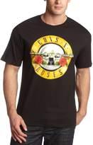 Bravado Mens Guns N Roses Buet T-Shirt