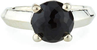 Ippolita Rock Candy Single Prong-Set Stone Ring in Black Onyx