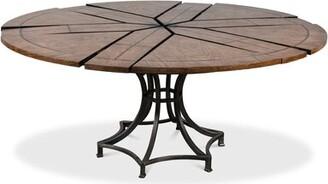 Gracie Oaks Claudios Medium Extendable Dining Table Gracie Oaks Color: Light Mink