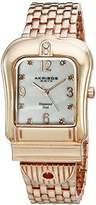 Akribos XXIV Women's AK528RG Quartz Buckle Bracelet Watch