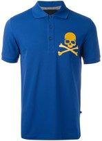 Philipp Plein Extreme polo shirt - men - Cotton - XXL