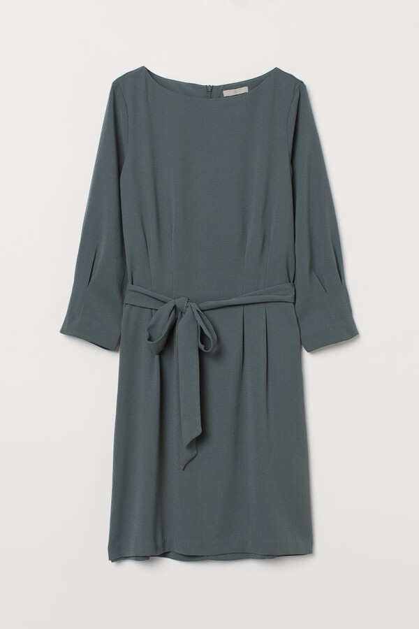 Thumbnail for your product : H&M Boat-neck dress