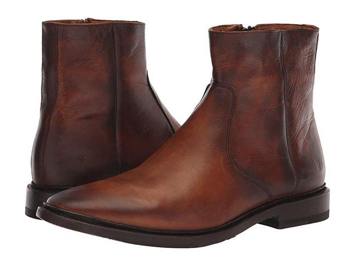 Frye Paul Inside Zip