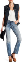 Silver Jeans Co. Suki Mid Baby Bootcut Jean