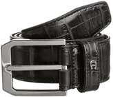 Aigner Belt Business Black