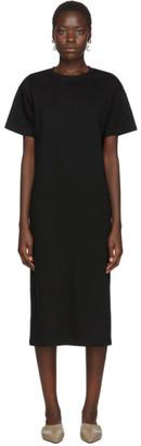 Arch The Black Cotton T-Shirt Dress