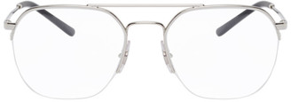 Ray-Ban Silver Youngster Glasses