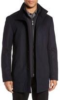 BOSS GREEN 'Coxtan' Wool Blend Coat