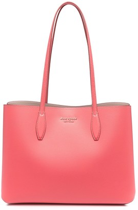 Kate Spade All Day leather tote bag