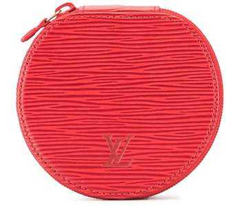 Louis Vuitton Pre-Owned Ecrin Bijou 10 jewellery case
