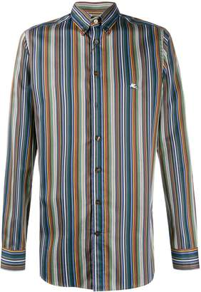 Etro Multi-colour stripe shirt