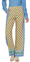 C. Wonder Regular Engineered Print Woven Pull-On Pants