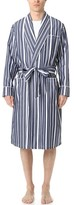 Sleepy Jones Glenn Variegated Stripe Robe
