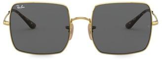 Ray-Ban RB1971 54MM Square Aviator Sunglasses