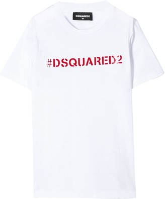 DSQUARED2 T-shirt With Print