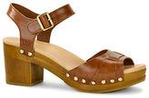 UGG W Janie Open Toe Clog Sandals