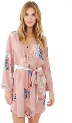 Plum Pretty Sugar Knee Length Robe