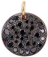 Pomellato Sabbia 18k Rose Gold & Black Diamond Pendant