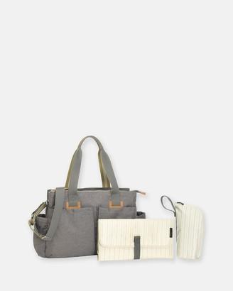 Storksak Travel Shoulder Nappy Bag