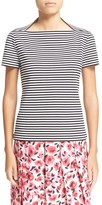 Kate Spade Women's Stripe Cotton Tee