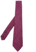 fe-fe printed tie - unisex - Silk - One Size