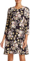 Yumi Kim Flying Trapeze Floral Print Dress