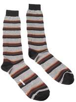 Missoni Gm00cou4191 0004 Black//white Knee Length Socks.