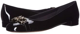 Salvatore Ferragamo Garda 10 (Nero) Women's Shoes