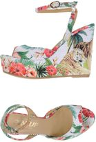 Pin Up Stars Sandals