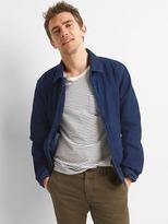 Gap Indigo harrington jacket