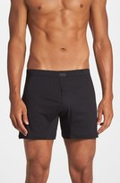 2xist Pima Cotton Knit Boxers