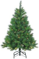Sterling 4.5' Hard/Mixed Needle Wisconsin Spruce Artificial Christmas Tree