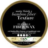 OGX Matte Finish +Bamboo Fiber Texture Flexible Fiber Wax