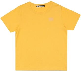 Acne Studios Kids Mini Nash cotton T-shirt