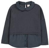 Little Karl Marc John Mablousy Oversized Jumper Shirt