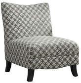 Monarch Circular Plush Accent Chair