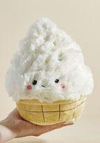 ModCloth Little Plush One in Ice Cream