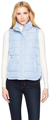 Joules Women's Eastleigh Outdoot Gilet, (Light Blue), (Size:)