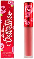 Lime Crime Velvetine Lipstick in Brown.