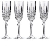 Marquis by Waterford Markham Flutes, Set of 4