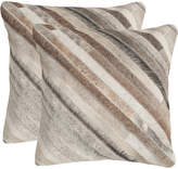 Safavieh Set Of 2 Cherilyn Pillows