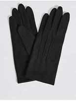 M&S Collection Stitch Detail Gloves