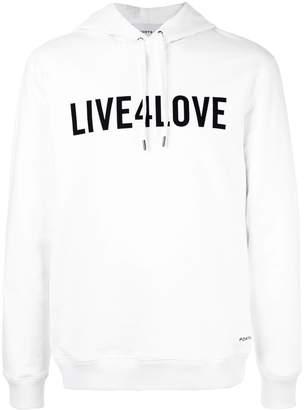 Ports V slogan hoodie