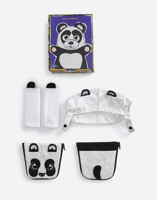 Dolce & Gabbana Panda Cover For Baby Carrier