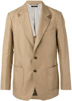 Tom Ford two button blazer - men - Silk/Cotton/Linen/Flax/Cupro - 50