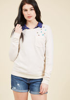 ModCloth Enthralled Entomologist Pullover in 1X