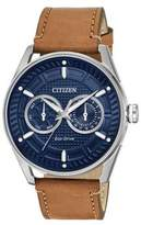 Citizen Drive from Eco-Drive Stainless Steel Buckle Watch