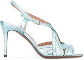 L'Autre Chose contrast sandals