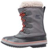Sorel Pac Winter Boots Dark Forg